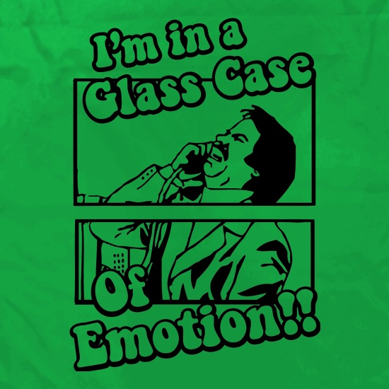 Glass Case Of Emotion Apron