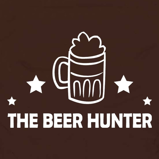 The Beer Hunter Apron