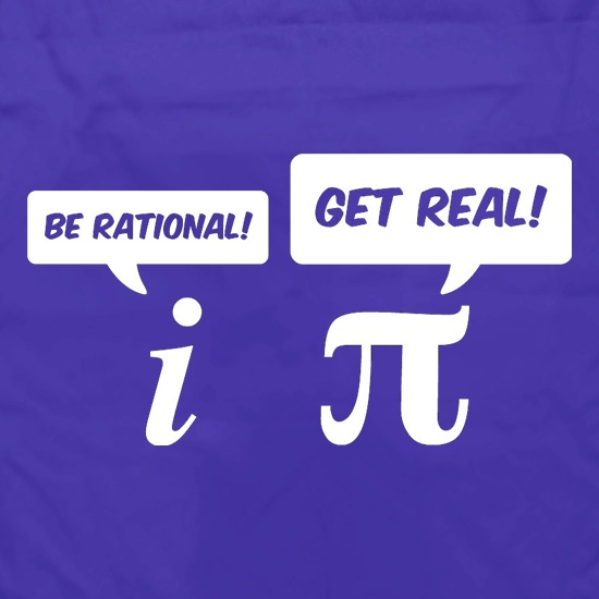 Be Rational Get Real Apron