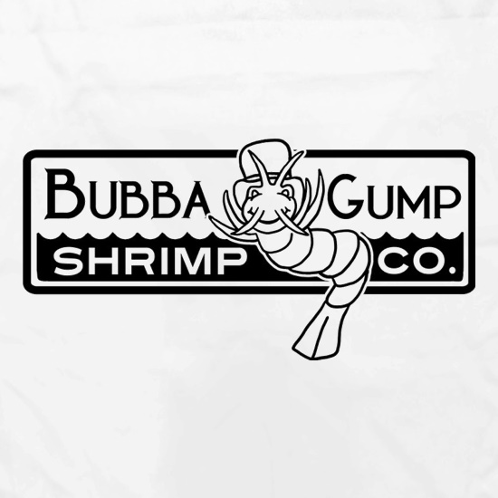 Bubba Gump Shrimp Co Apron