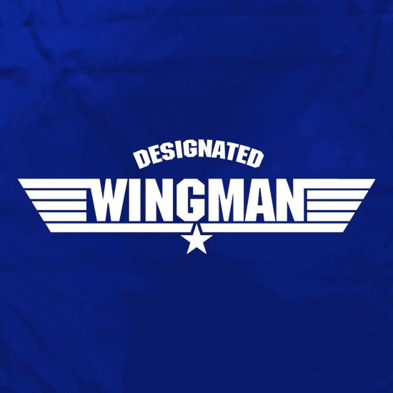 Designated Wingman Apron