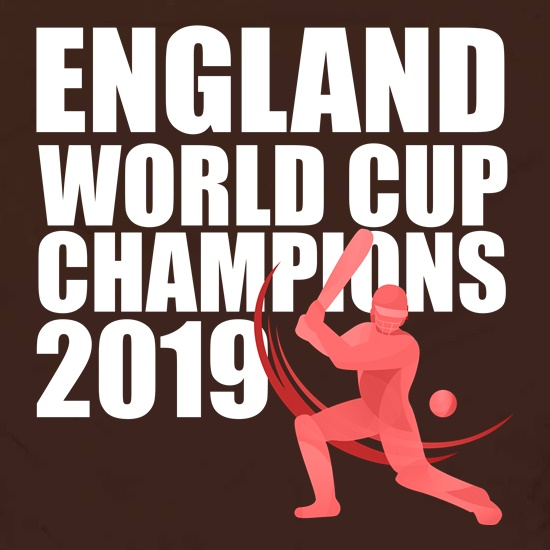 England World Cup Champions Apron