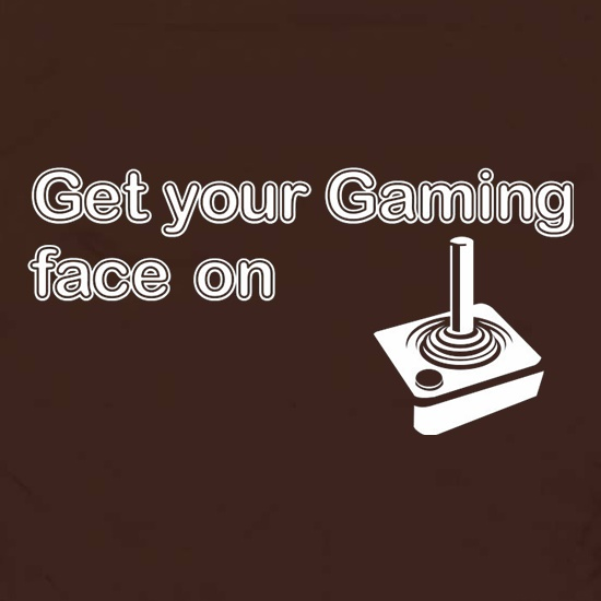 Get Your Gaming Face On Apron