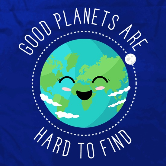 Good Planets Are Hard To Find Apron