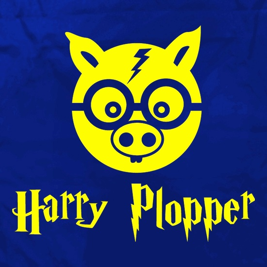 Harry Plopper Apron