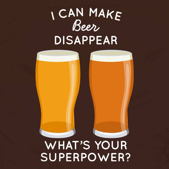 I Can Make Beer Disappear Apron
