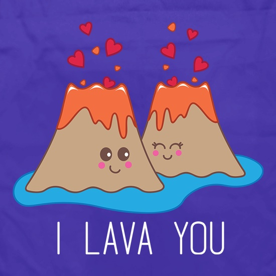 I Lava You Apron