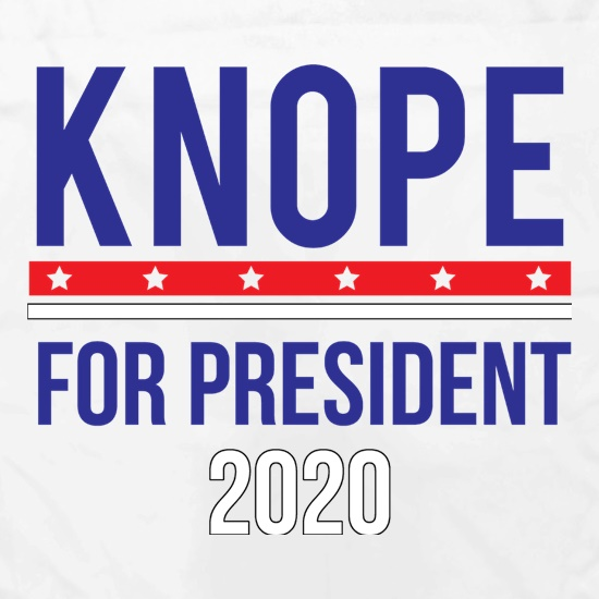 Knope For President Apron