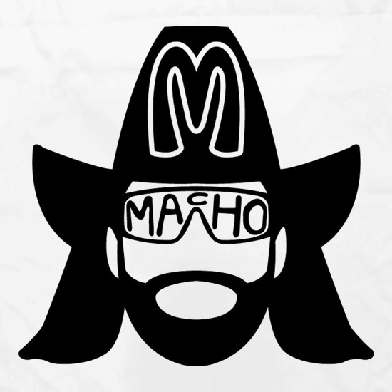 Macho Man Randy Savage Apron