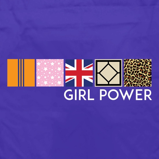 Spice Girl Power Apron