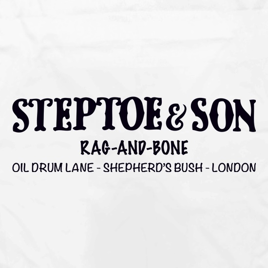 Steptoe and Son Apron