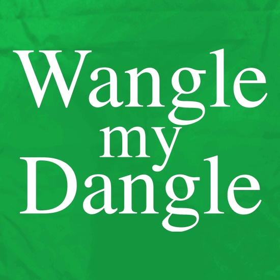 Wangle my Dangle Apron