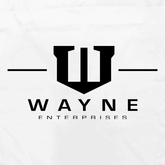 Wayne Enterprises Apron