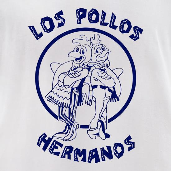 Los Pollos Hermanos t-shirts for ladies