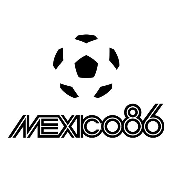 1986 World Cup Mexico t-shirts