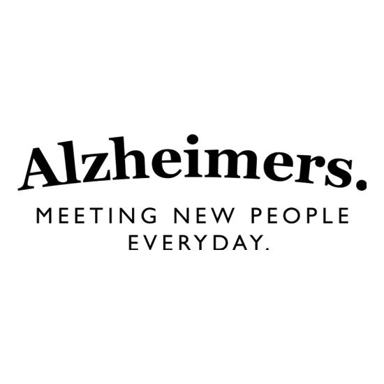 Alzheimers Meeting New People Everyday t-shirts