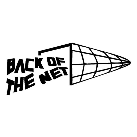 Back of the net t-shirts