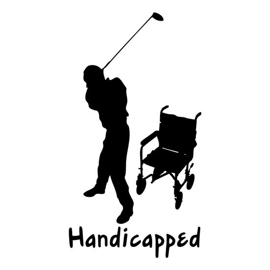 Handicapped t-shirts