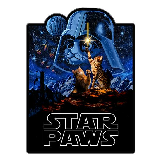 Star Paws t-shirts