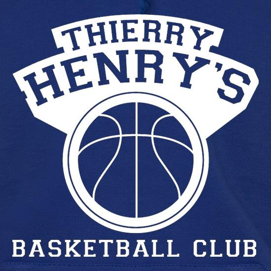 Thierry Henry's Basketball Club Hoodies