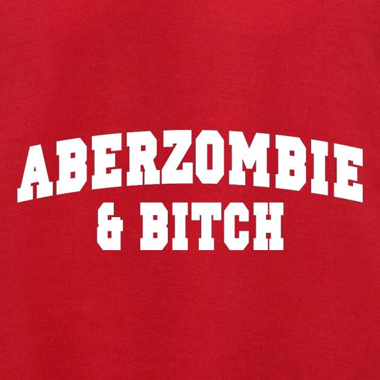 Aberzombie & Bitch Jumpers