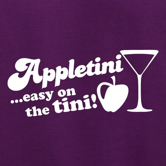 Appletini Easy On The Tini! Jumpers