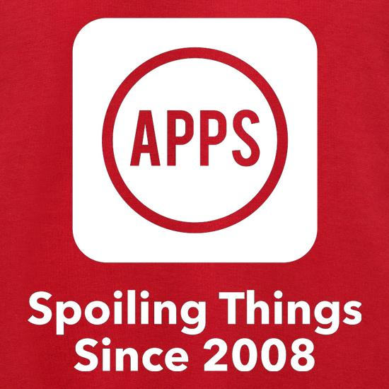 Apps Spoiling Things Since 2008 Jumpers