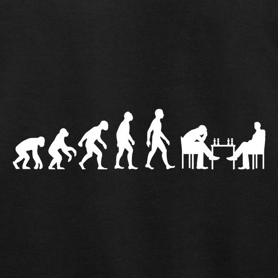 Evolution Of Man Chess Jumpers