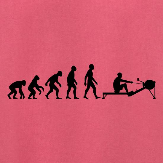 Evolution of Man Rowing Machine Jumpers
