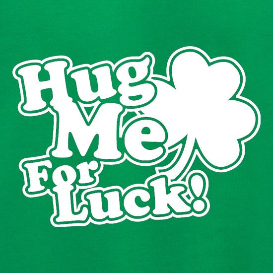 Hug Me For Luck! Jumpers