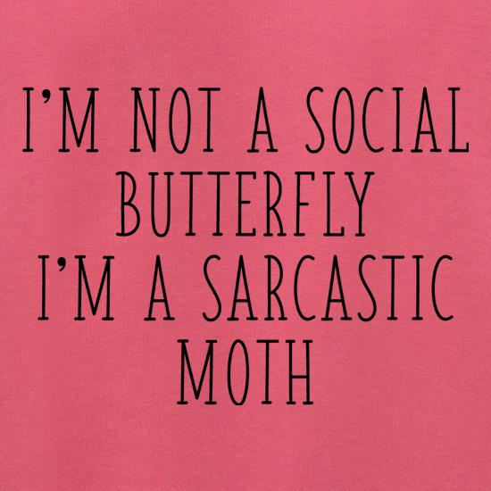 I'm Not A Social Butterfly Jumpers