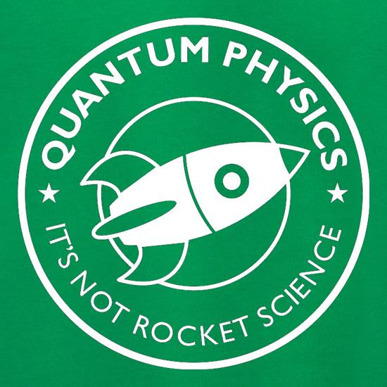Quantum Physics It's Not Rocket Science Jumpers