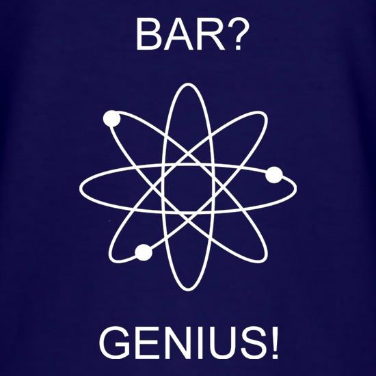 Bar? Genius T-Shirts for Kids