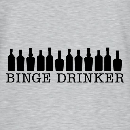 Binge Drinker T-Shirts for Kids
