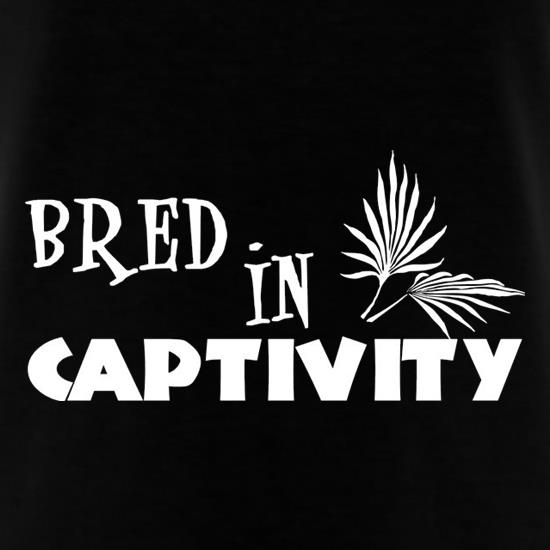 Bred In Captivity T-Shirts for Kids