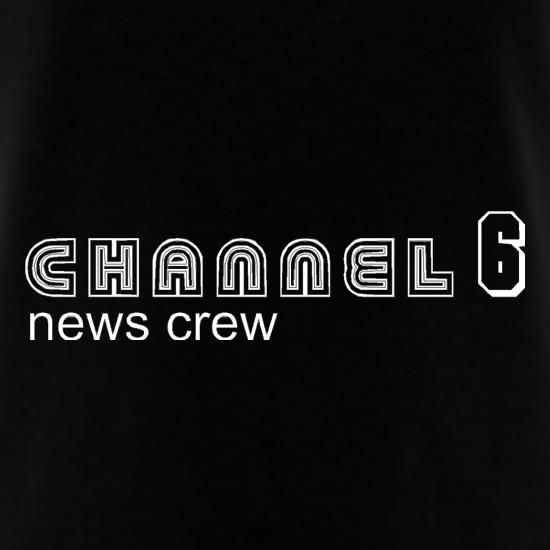Channel6 news crew T-Shirts for Kids