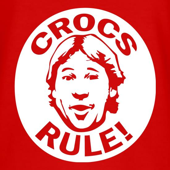 Crocs Rule! T-Shirts for Kids