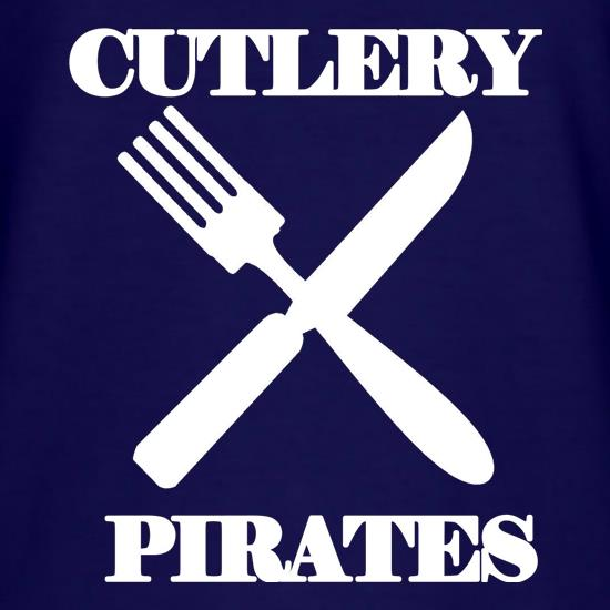 Cutlery Pirates T-Shirts for Kids