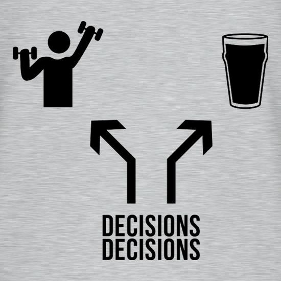 Decisions Decisions T-Shirts for Kids