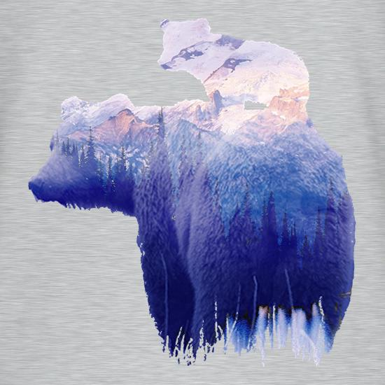 Double Bear T-Shirts for Kids