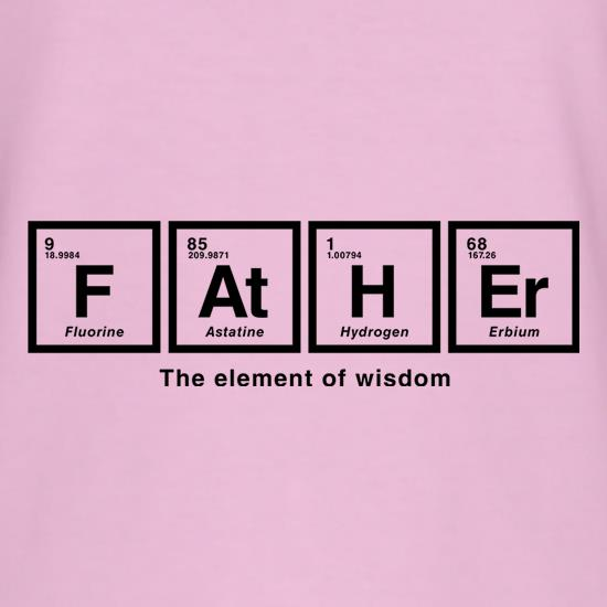 Father Element T-Shirts for Kids