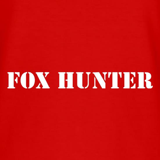 Fox Hunter T-Shirts for Kids
