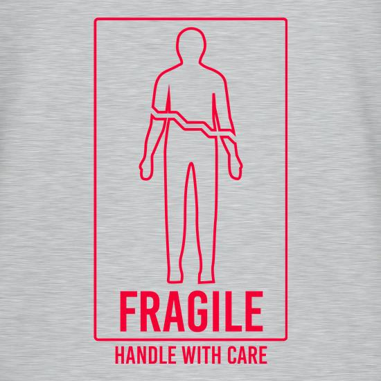 Fragile, Handle With Care T-Shirts for Kids