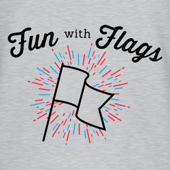 Fun With Flags T-Shirts for Kids