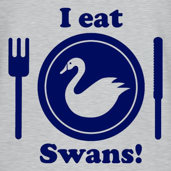 I Eat Swans! T-Shirts for Kids