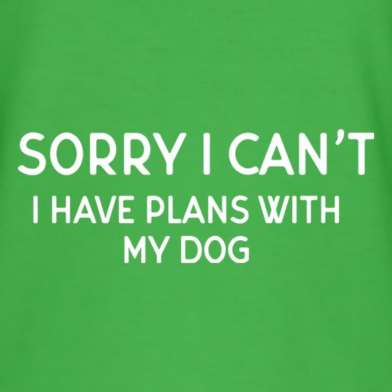 I Have Plans With My Dog T-Shirts for Kids