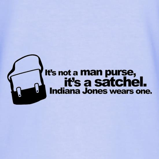 It's Not A Man Purse T-Shirts for Kids