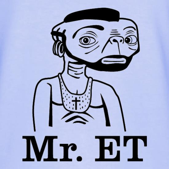 Mr ET T-Shirts for Kids