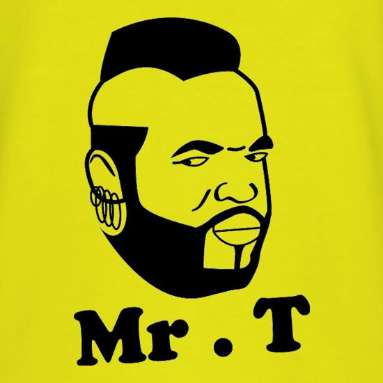 Mr T Shirt T-Shirts for Kids