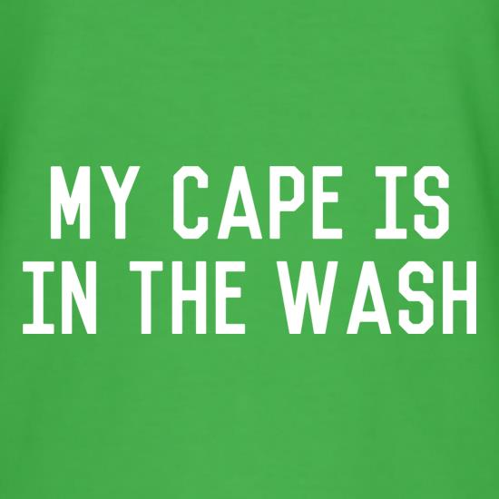 My Cape Is In The Wash T-Shirts for Kids